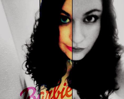 Broken Barbie. by shereadsinthedark