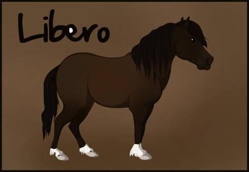 Commission : Libero