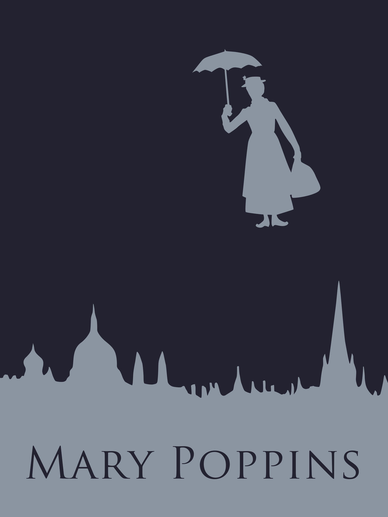 Mary Poppins by Citron--Vert
