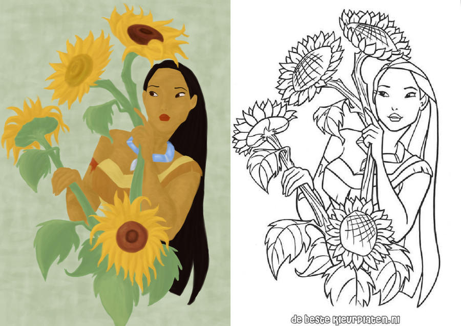 Image Result For Disney Pocahontas Coloring