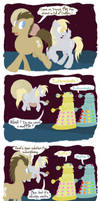 My Little Doctor Whooves comic 3
