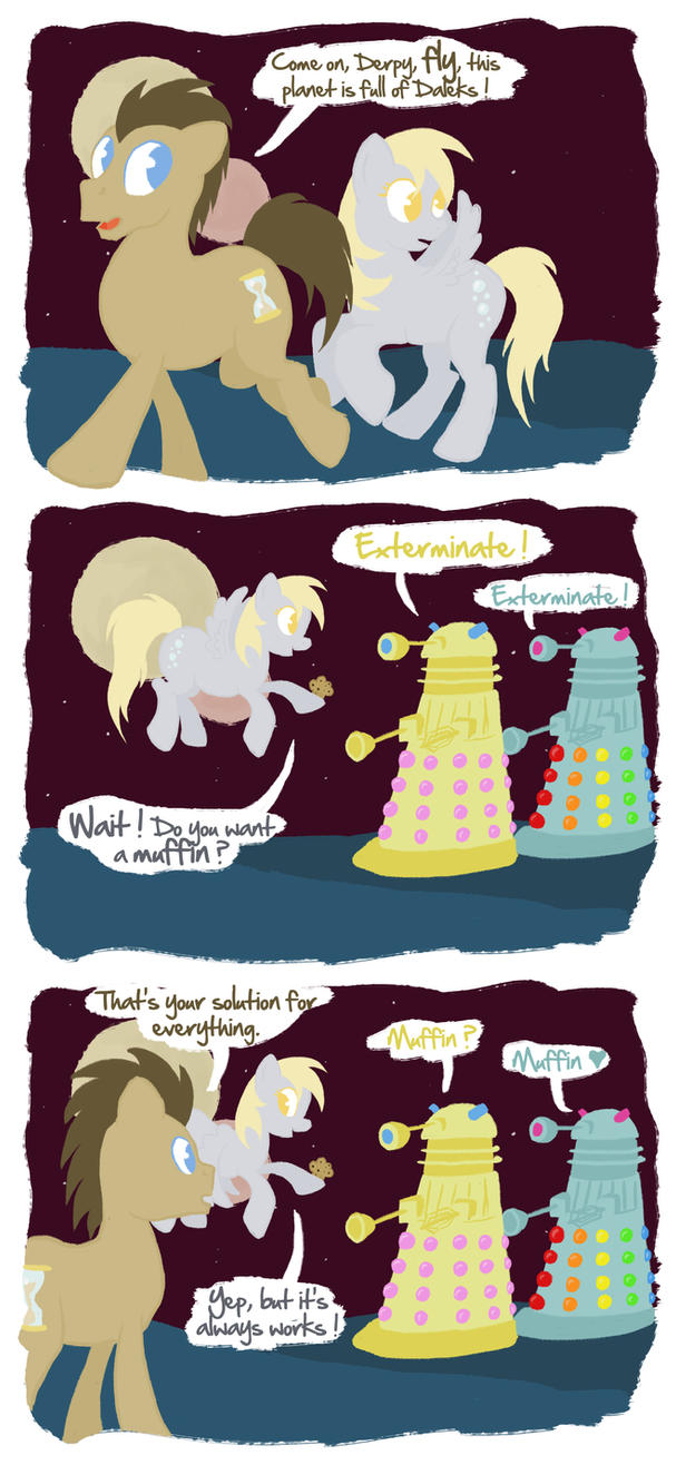 My Little Doctor Whooves comic 3 by Citron--Vert