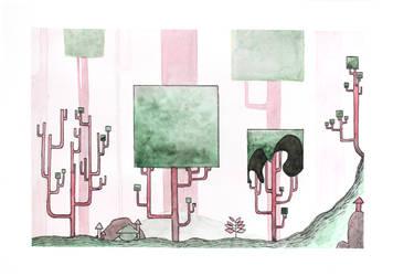 Gris Fanart Green by Citron--Vert