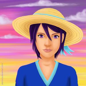 Rukia Summer Sunset