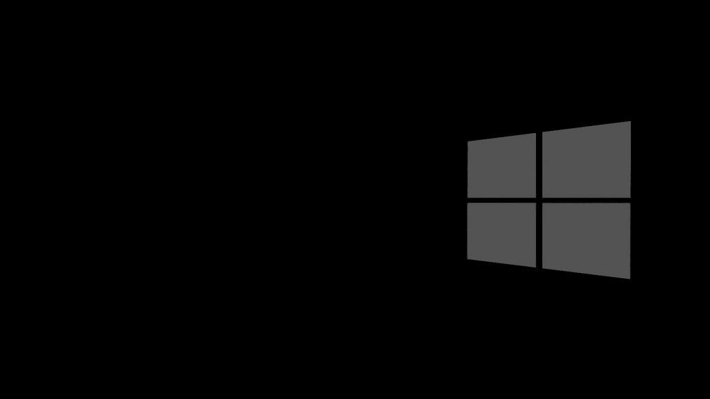 Minimalistic Windows 10 Wallpaper Dark By Grisha22 On Deviantart
