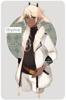 [PER] Thyme by AYA-P