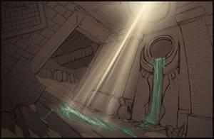 Schlacht um Runeterra - Lost treasures of Shurima by The13thCat