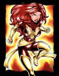 Phoenix 3 by Garrett Blair