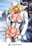 White Queen 10 Garrett Blair