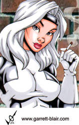 Silver Sable SC by gb2k