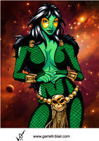 Gamora by gb2k by Mythical-Mommy