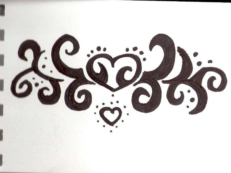 Henna Tattoo Design By Mythical Mommy On DeviantArt