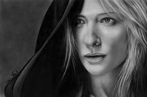 Cate Blanchett by Bordjukova