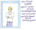Alex France Cottone