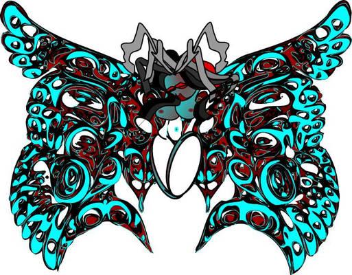 Billholt-butterfly