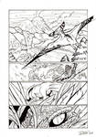 Raptors Comics page1