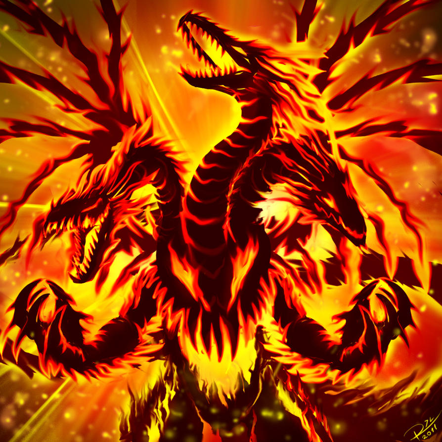 Ultimate Abyssal Firedrake by Raphtil