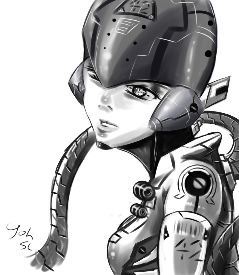 Tech Head by Yoh-SL