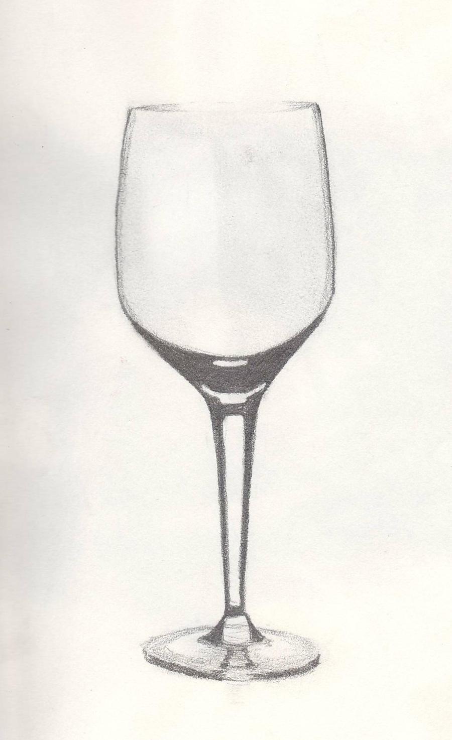 glass drawing by fabien804 on DeviantArt