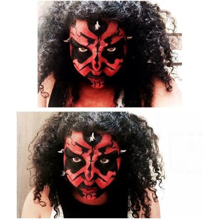 star wars: phantom menace by melartgirl
