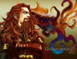 Gryffindor and Squid