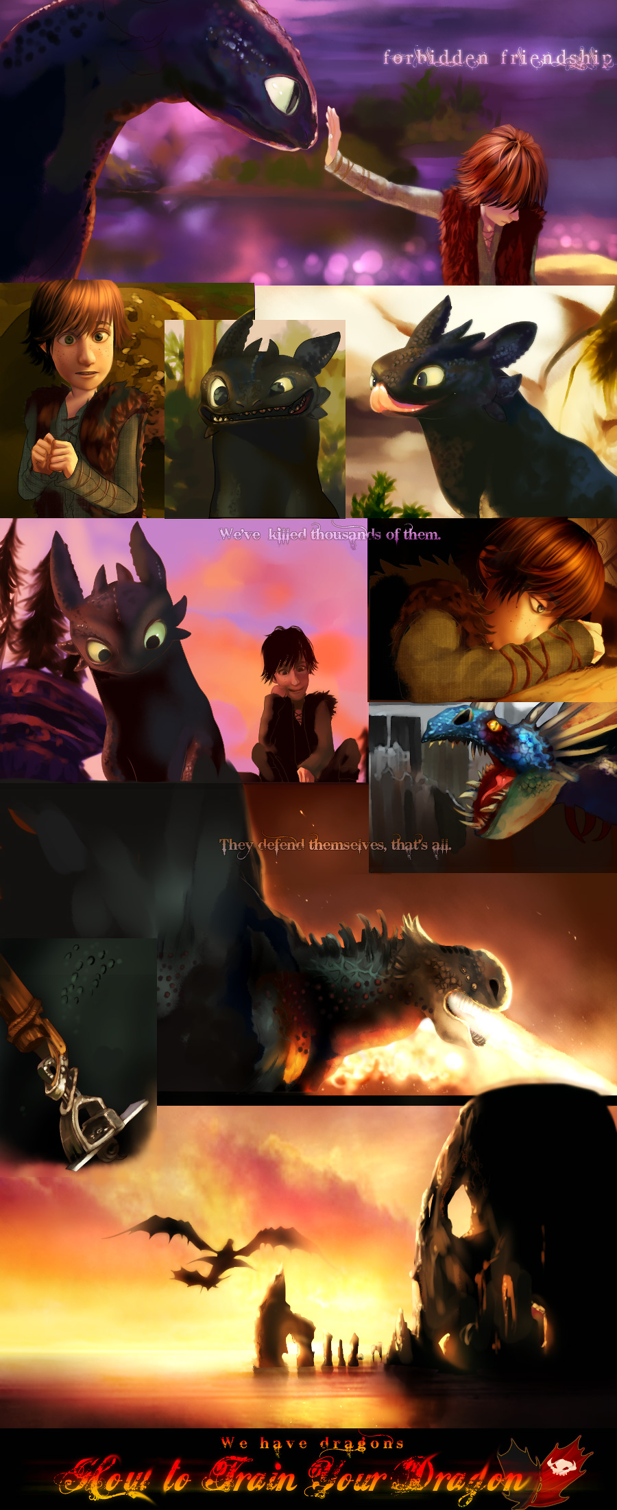 How To Train Your Dragon 2 Hiccup HTTYD by Flayu on Devi...