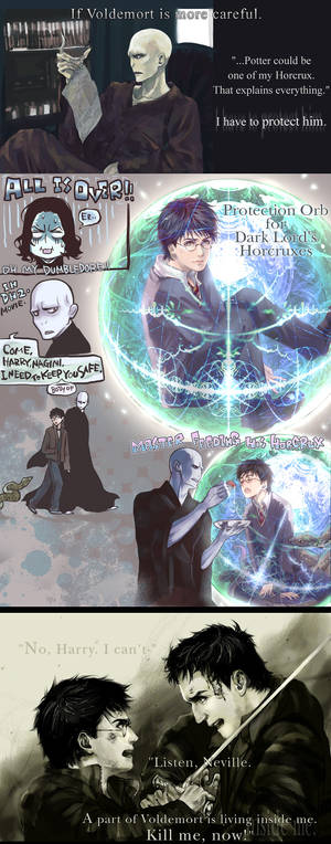 Dumbledore's Miscalculation