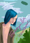 LIVESTREAMING 3: Blue-Haired