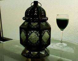 A Glass of by ruojasaatana