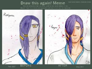 Before and After - Roiyaru