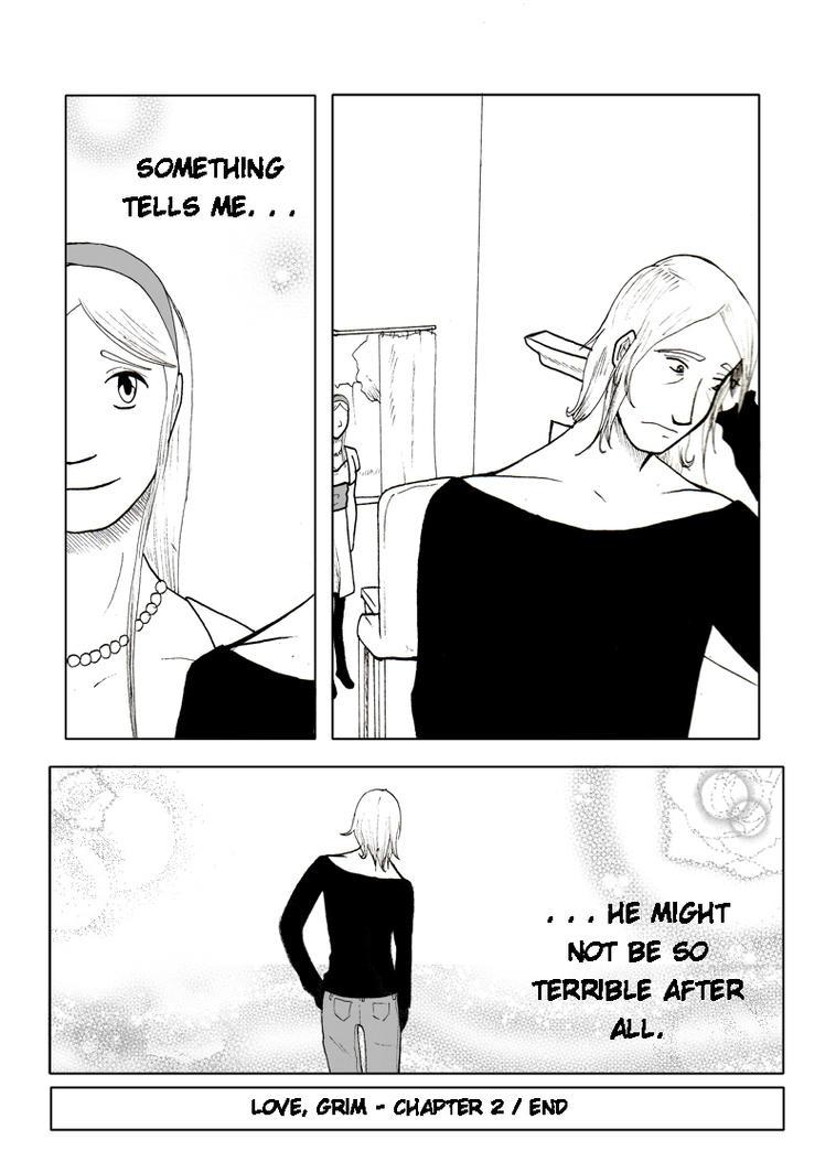 Love, Grim - Page 36 by Eli-Hinze