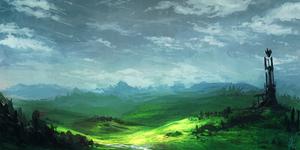 - The Jagged Grassland -