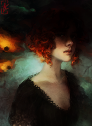 Self Portrait by vielmond