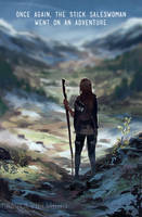 An adventure! by vielmond