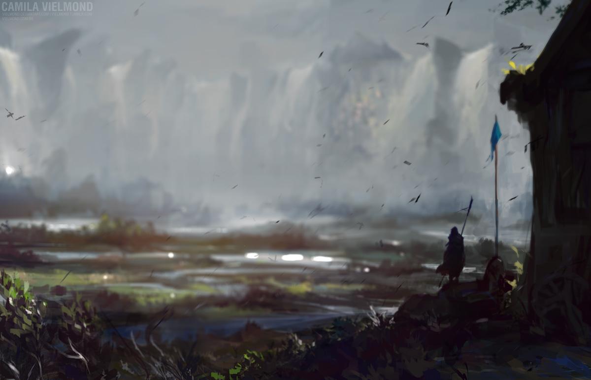 Ashfall (Alternative) by vielmond