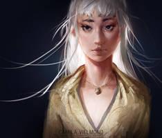 Cloth of Gold by vielmond