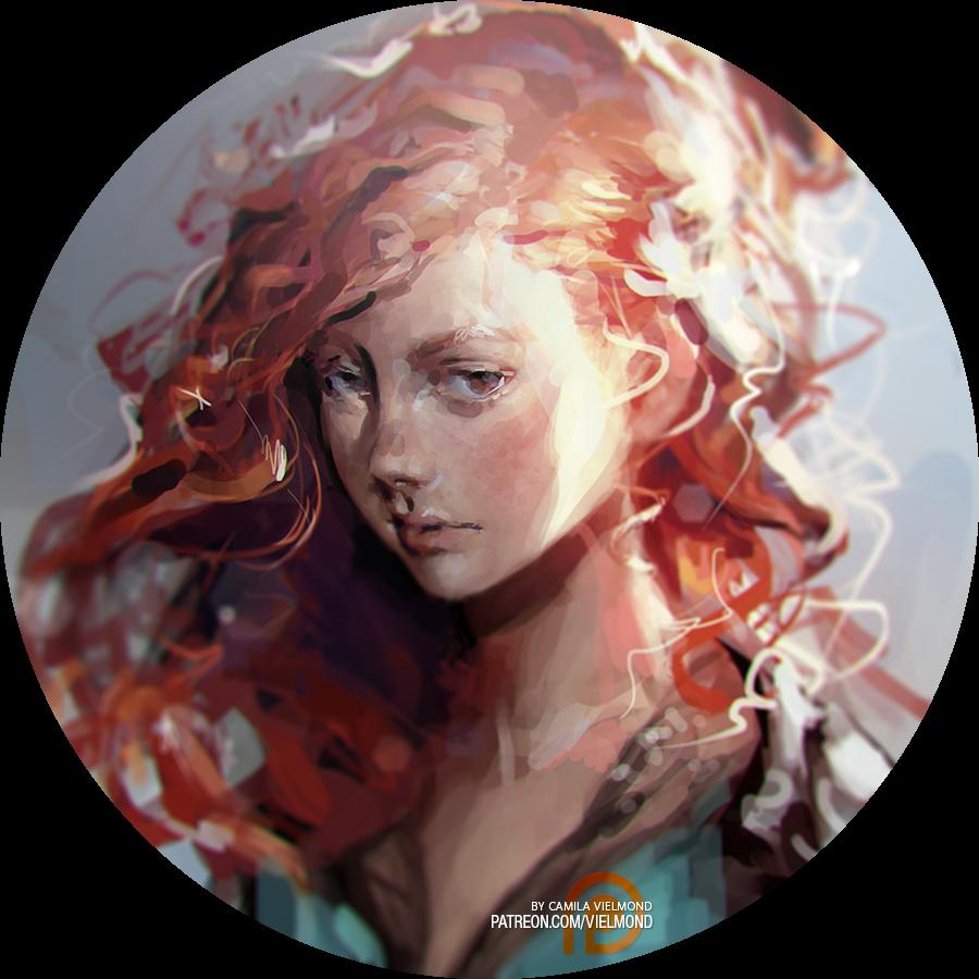 Young Sabetha by vielmond