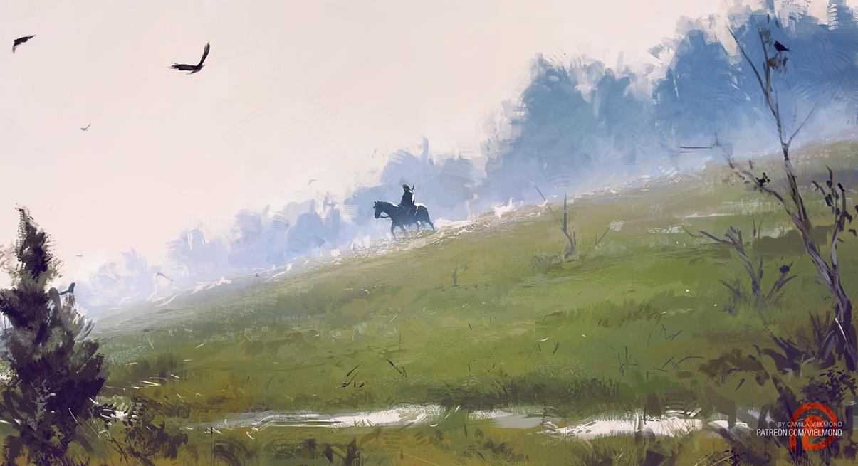 Rider by vielmond