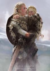 Mother Bear by vielmond