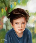 Niles Sangerby Portrait
