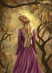 Sleeping Beauty - Awakening by CierinBlue