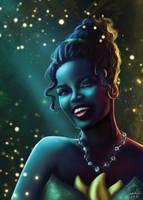 Princess and the Frog: Princess Tiana by CierinBlue
