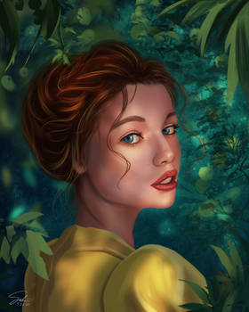 Tarzan: Jane Portrait