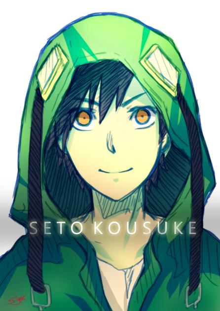 SETO KOUSUKE by Slypht
