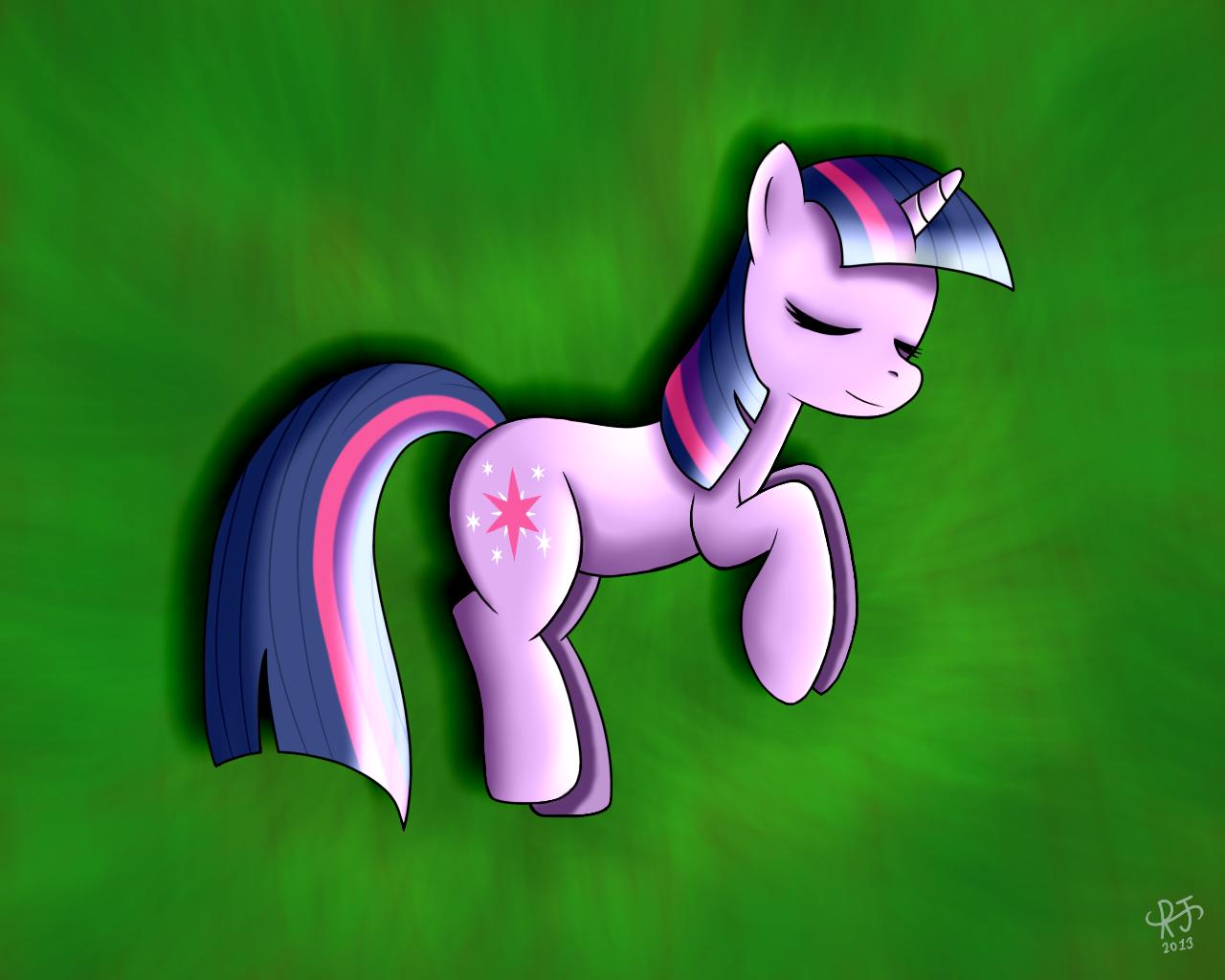 Twilight Sparkle by RainbowJET