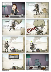 Let's play Battlefield3 by Kubaboom