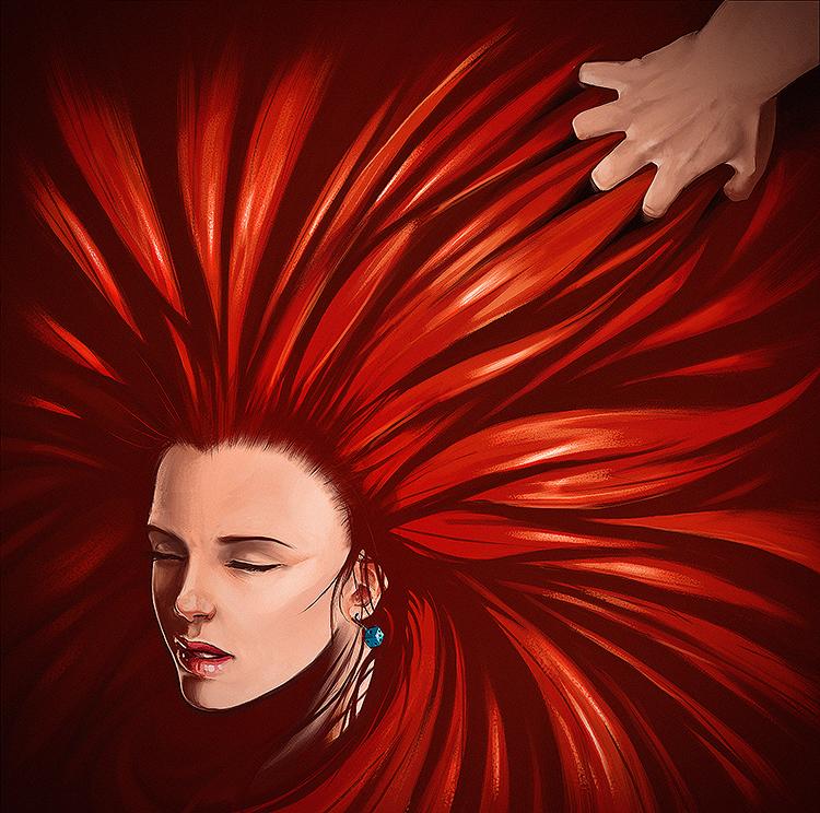 Redhead by Kubaboom