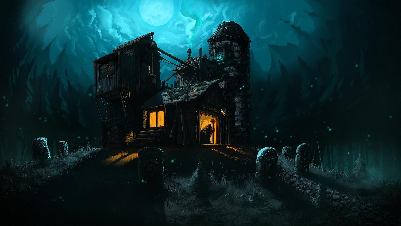 Grannys House by Kubaboom
