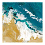 Calm Shore by IvoryMoonchild