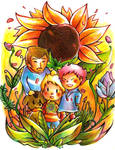 MOTHER 3: Himawari